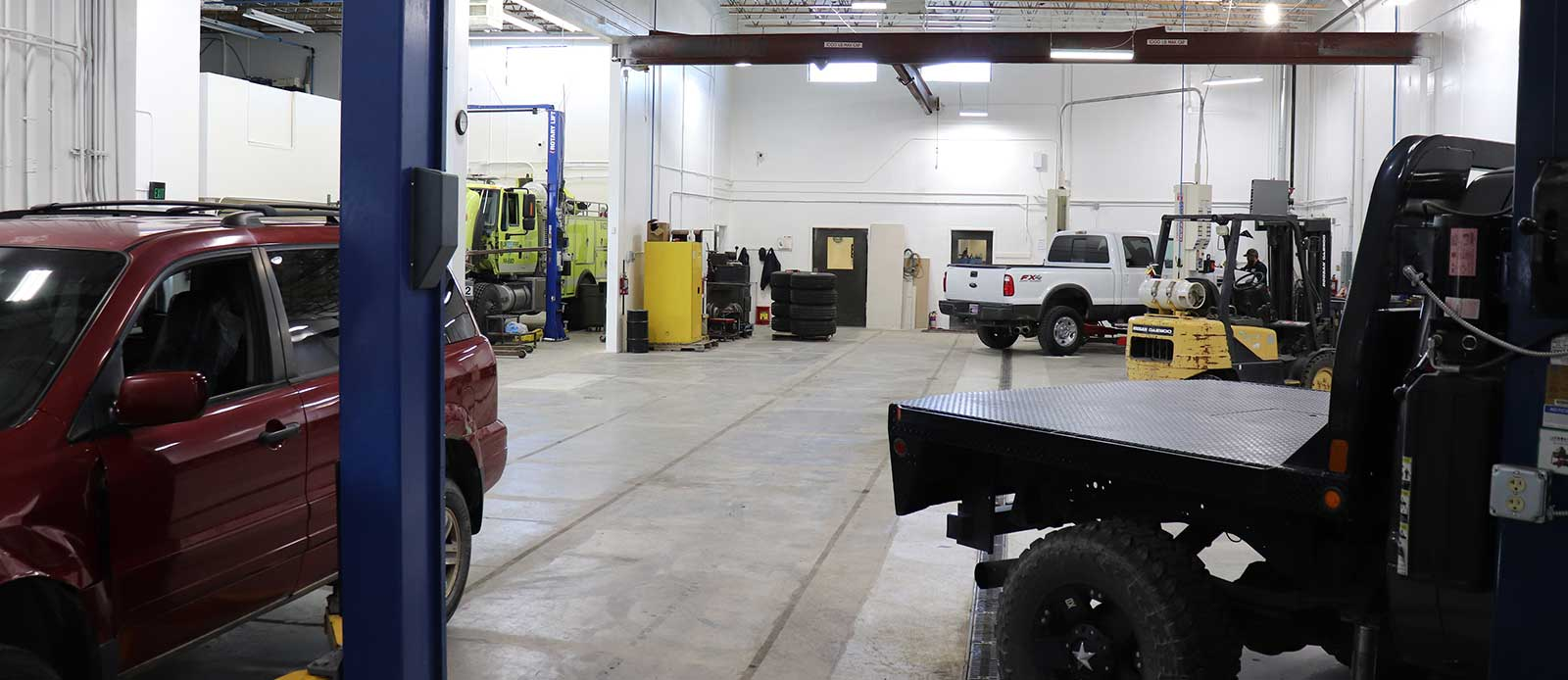 Inside Neff's Diesel Repair & Performance Shop