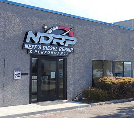 Neff's Diesel Repair & Performance - Diesel Repair and pickup truck repair shop
